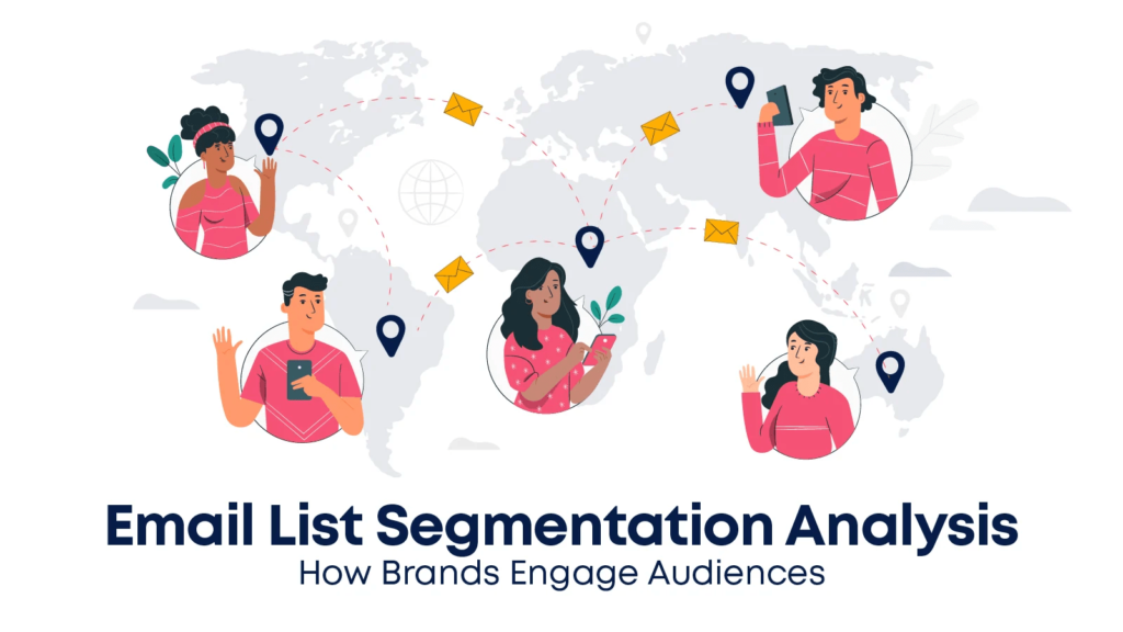 How to segment your email list like brands