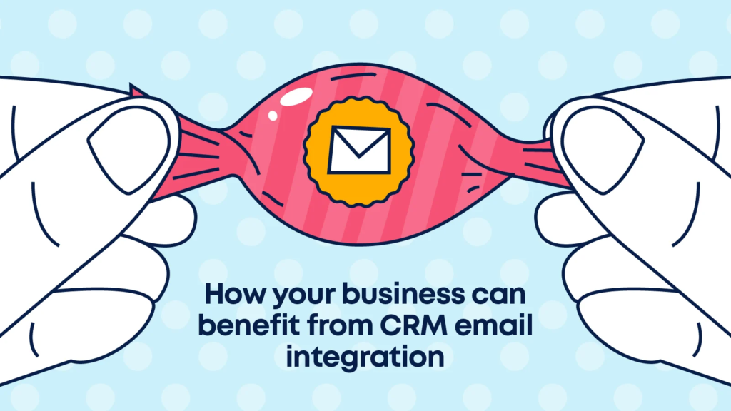 Improve email KPIs with a CRM-email integration